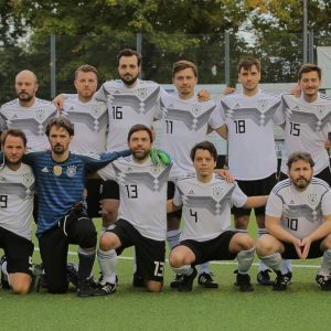 Autoren-Fußballnationalmannschaft